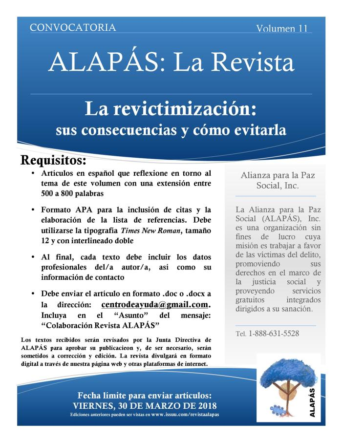 Convocatoria Revista ALAPÁS Volumen 11-page-001